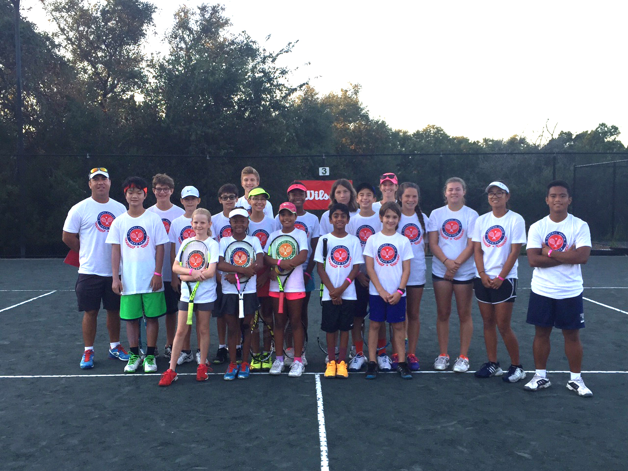 Children's Tennis Grand Prix
